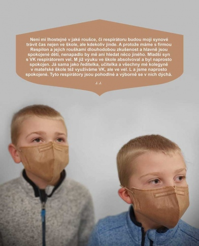 03 respilon vk respipro M children respirator reference