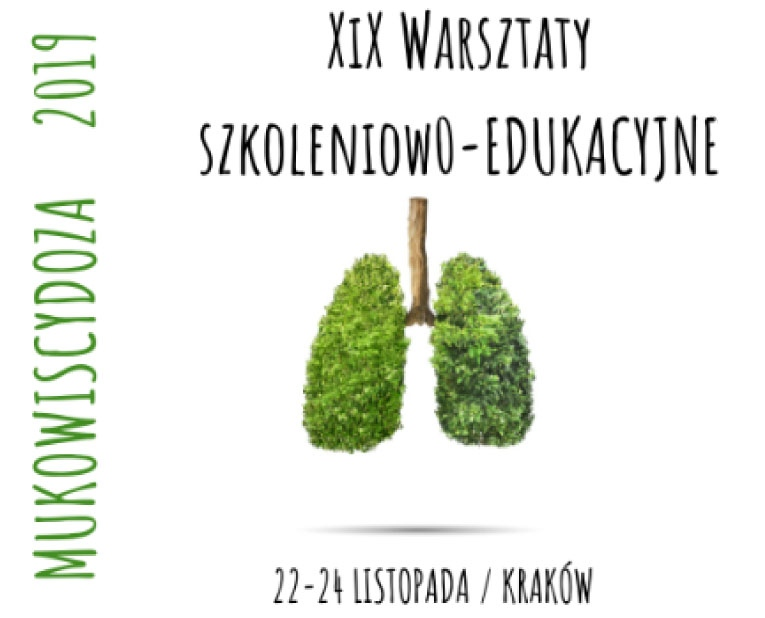 Meet us between November 22–24, 2019 at a workshop in Kraków!