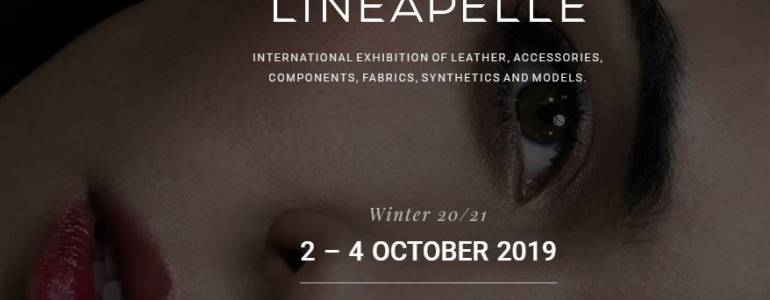 Meet us in Lineapelle in Milan