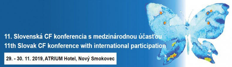 11th annual Slovak CF Conference with International Participation